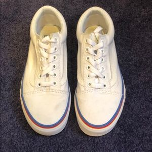 White Vans - great condition!!